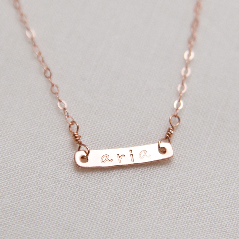 rose-gold-handstamped-name-plate-aria-sq